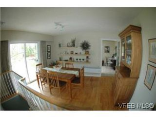 Photo 7: 7956 Arthur Dr in SAANICHTON: CS Turgoose House for sale (Central Saanich)  : MLS®# 535828