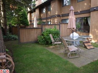 """Photo 1: 6 2998 MOUAT Drive in Abbotsford: Abbotsford West Townhouse for sale in """"Brookside Terrace"""" : MLS®# F1016868"""