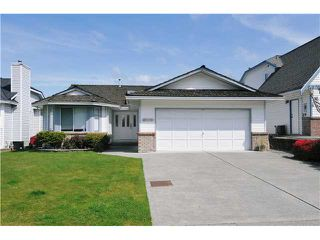 "Photo 1: 19590 SOMERSET Drive in Pitt Meadows: Mid Meadows House for sale in ""SOMERSET"" : MLS®# V838691"