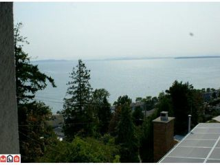 Photo 2: 1229 MARTIN Street: White Rock House 1/2 Duplex for sale (South Surrey White Rock)  : MLS®# F1020789