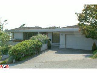 Photo 1: 1229 MARTIN Street: White Rock 1/2 Duplex for sale (South Surrey White Rock)  : MLS®# F1020789