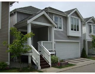 """Photo 1: 329 3000 RIVERBEND Drive in Coquitlam: Coquitlam East House for sale in """"RIVERBEND"""" : MLS®# V725118"""