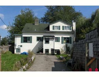 Main Photo: 7555 RYAN Street in Mission: Mission BC House for sale : MLS®# F2830412