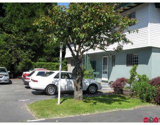 "Photo 1: 48 10848 152ND Street in Surrey: Bolivar Heights Townhouse for sale in ""WOODBRIDGE ESTATES"" (North Surrey)  : MLS®# F2900893"