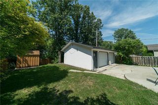 Photo 19: 67 Robertson Crescent in Winnipeg: Bright Oaks Residential for sale (2C)  : MLS®# 1919882