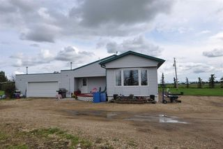 Main Photo: 55217 Rge Rd 261: Rural Sturgeon County Manufactured Home for sale : MLS®# E4168567