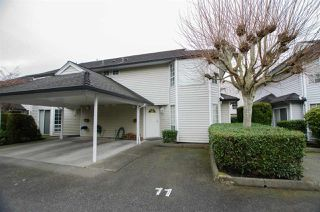 Main Photo: 11 7360 MINORU BOULEVARD in Richmond: Brighouse South Townhouse for sale
