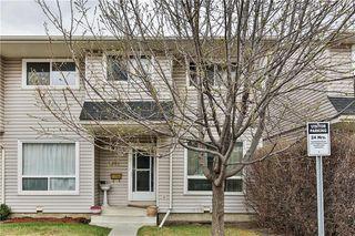 Main Photo: 1051 3235 56 Street NE in Calgary: Pineridge Row/Townhouse for sale : MLS®# C4294756