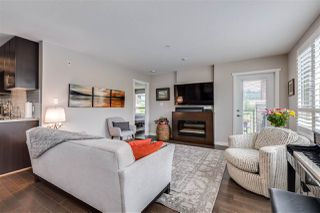 """Photo 2: 313 701 KLAHANIE Drive in Port Moody: Port Moody Centre Condo for sale in """"THE LODGE AT NAHANNI"""" : MLS®# R2459324"""