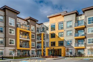 Main Photo: 420 19661 40 Street SE in Calgary: Seton Apartment for sale : MLS®# C4302331