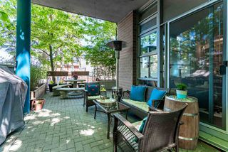 "Photo 16: 113 2635 PRINCE EDWARD Street in Vancouver: Mount Pleasant VE Condo for sale in ""SOMA LOFTS"" (Vancouver East)  : MLS®# R2472969"