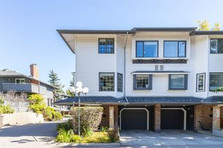 Main Photo: 224 4037 42 Street NW in Calgary: Varsity Row/Townhouse for sale : MLS®# A1033462