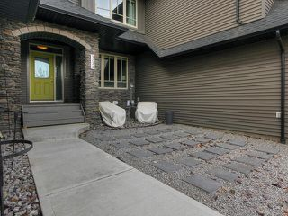 Main Photo: 3232 ALLAN Way in Edmonton: Zone 56 Attached Home for sale : MLS®# E4220451