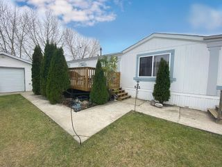 Photo 18: 1809 1 A Street Crescent: Wainwright Manufactured Home for sale (MD of Wainwright)  : MLS®# A1041974