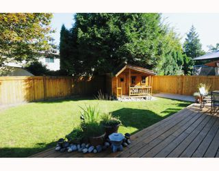 Photo 10: 1080 LOMBARDY Drive in Port Coquitlam: Lincoln Park PQ House for sale : MLS®# V789081