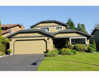 Photo 1: 1080 LOMBARDY Drive in Port Coquitlam: Lincoln Park PQ House for sale : MLS®# V789081
