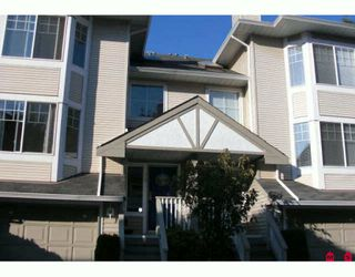 """Photo 1: 15 7640 BLOTT Street in Mission: Mission BC Townhouse for sale in """"Amber Lea"""" : MLS®# F2923293"""