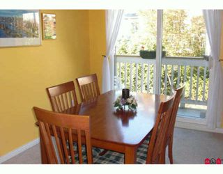 """Photo 5: 15 7640 BLOTT Street in Mission: Mission BC Townhouse for sale in """"Amber Lea"""" : MLS®# F2923293"""