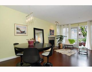"Photo 3: 208 611 W 13TH Avenue in Vancouver: Fairview VW Condo for sale in ""TIFFANY COURT"" (Vancouver West)  : MLS®# V810413"