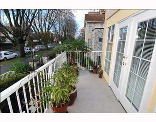 "Photo 9: 208 611 W 13TH Avenue in Vancouver: Fairview VW Condo for sale in ""TIFFANY COURT"" (Vancouver West)  : MLS®# V810413"