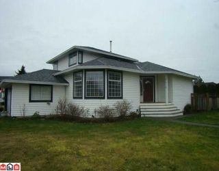 "Photo 1: 9416 154A Street in Surrey: Fleetwood Tynehead House for sale in ""Berkshire Park"" : MLS®# F1004849"