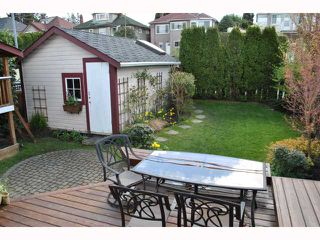 """Photo 10: 572 W 24TH Avenue in Vancouver: Cambie House for sale in """"DOUGLAS PARK"""" (Vancouver West)  : MLS®# V819469"""