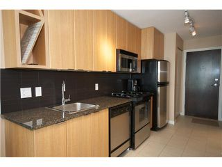 "Photo 1: 1603 1010 RICHARDS Street in Vancouver: Downtown VW Condo for sale in ""GALLERY"" (Vancouver West)  : MLS®# V822854"