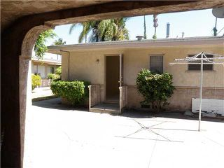 Photo 2: COLLEGE GROVE Home for sale or rent : 2 bedrooms : 6224 Stanley in San Diego