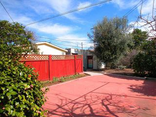 Photo 12: HILLCREST House for sale : 2 bedrooms : 3619 Albert Street in San Diego