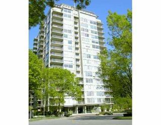"Photo 1: 1702 5639 HAMPTON Place in Vancouver: University VW Condo for sale in ""THE REGENCY"" (Vancouver West)  : MLS®# V753599"