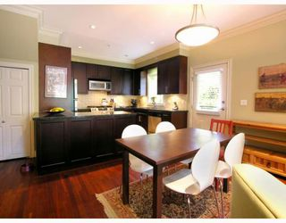 """Photo 3: 2251 CAROLINA Street in Vancouver: Mount Pleasant VE Townhouse for sale in """"CAROLINA ON 7TH"""" (Vancouver East)  : MLS®# V766943"""