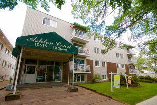 Photo 1: 402 10615 110 Street in Edmonton: Zone 08 Condo for sale : MLS®# E4171578