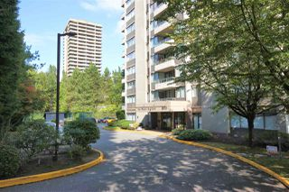 Main Photo: 1401 3970 CARRIGAN Court in Burnaby: Government Road Condo for sale (Burnaby North)  : MLS®# R2405889