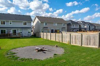 Photo 28: 1251 STARLING Drive in Edmonton: Zone 59 House Half Duplex for sale : MLS®# E4174556