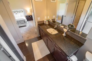 Photo 19: 1251 STARLING Drive in Edmonton: Zone 59 House Half Duplex for sale : MLS®# E4174556