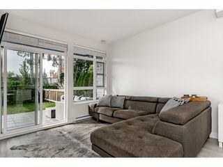 """Photo 8: 111 22562 121 Avenue in Maple Ridge: East Central Condo for sale in """"EDGE 2"""" : MLS®# R2411283"""
