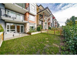 """Photo 18: 111 22562 121 Avenue in Maple Ridge: East Central Condo for sale in """"EDGE 2"""" : MLS®# R2411283"""