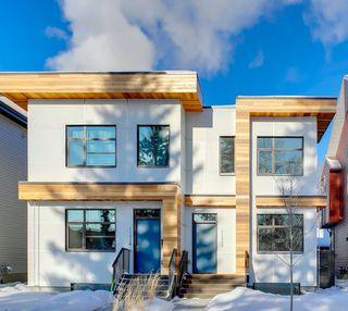 Main Photo: 11322 78 Avenue in Edmonton: Zone 15 House Half Duplex for sale : MLS®# E4184933