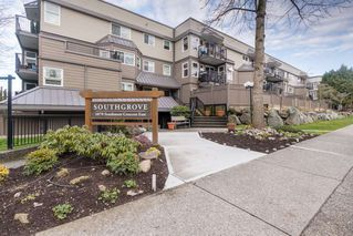 "Photo 1: 114 1870 E SOUTHMERE Crescent in Surrey: Sunnyside Park Surrey Condo for sale in ""Southgrove"" (South Surrey White Rock)  : MLS®# R2435855"