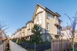 "Photo 1: 74 8138 204 Street in Langley: Willoughby Heights Townhouse for sale in ""Ashbury + Oak"" : MLS®# R2437286"