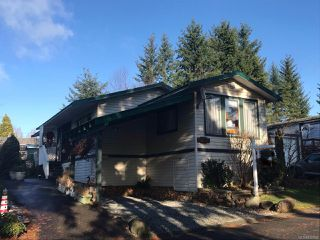 Main Photo: 167 1160 Shellbourne Blvd in CAMPBELL RIVER: CR Campbell River Central Manufactured Home for sale (Campbell River)  : MLS®# 838992