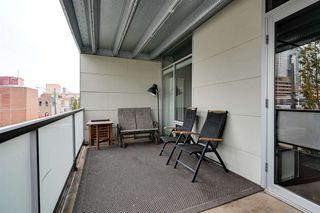 Photo 25: 220 10309 107 Street in Edmonton: Zone 12 Condo for sale : MLS®# E4197720