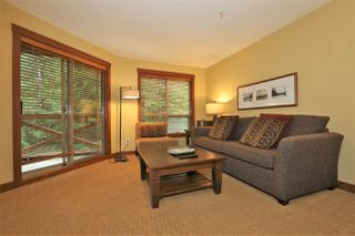 """Photo 2: 211G2 4653 BLACKCOMB Way in Whistler: Benchlands Condo for sale in """"Horstman House"""" : MLS®# R2463588"""