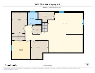 Photo 42: 6244 72 Street NW in Calgary: Silver Springs Detached for sale : MLS®# A1026601