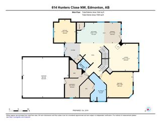 Photo 2: 614 HUNTERS Close in Edmonton: Zone 14 House for sale : MLS®# E4194148