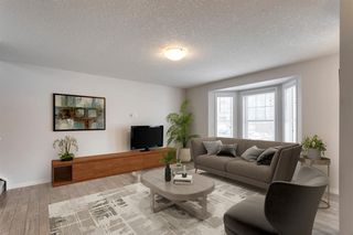 Photo 6: 4148 Windsong Boulevard SW: Airdrie Row/Townhouse for sale : MLS®# A1059937