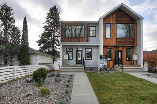 Main Photo: 9523 71 Avenue in Edmonton: Zone 17 House Half Duplex for sale : MLS®# E4225596