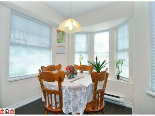 "Photo 3: 1 6537 138TH Street in Surrey: East Newton Townhouse for sale in ""CHARLESTON GREEN"" : MLS®# F1006130"