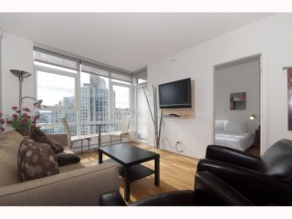 "Photo 1: 2801 939 EXPO Boulevard in Vancouver: Downtown VW Condo for sale in ""MAX II"" (Vancouver West)  : MLS®# V815399"