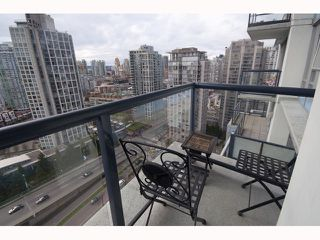 "Photo 10: 2801 939 EXPO Boulevard in Vancouver: Downtown VW Condo for sale in ""MAX II"" (Vancouver West)  : MLS®# V815399"